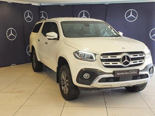 2019 Mercedes-Benz X-Class X250d 4x4 Power Auto Gauteng Johannesburg_0