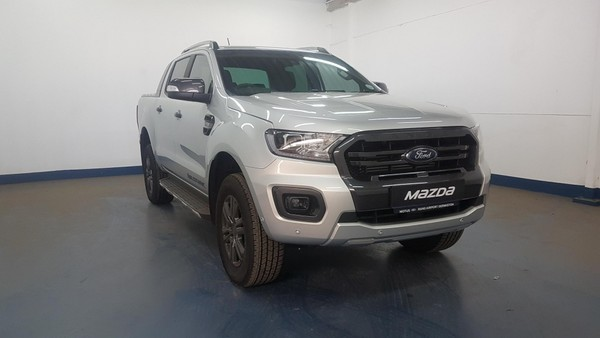 2020 Ford Ranger 3.2TDCi Wildtrak Auto Double Cab Bakkie Gauteng Germiston_0