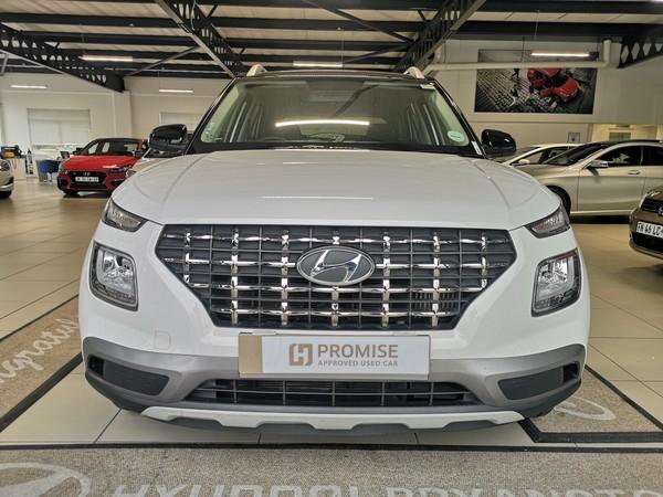 2020 Hyundai Venue 1.0 TGDI Fluid Gauteng Sandton_0
