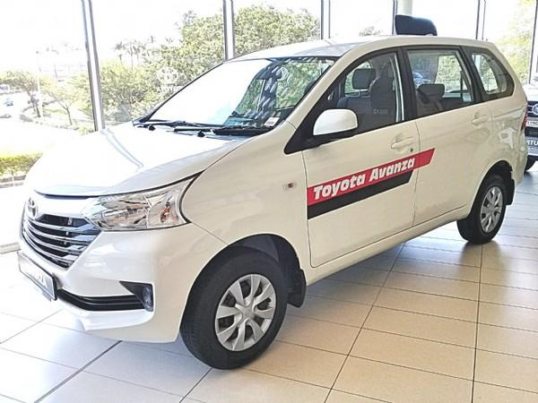 2021 Toyota Avanza 1.5 SX Kwazulu Natal Umhlanga Rocks_0
