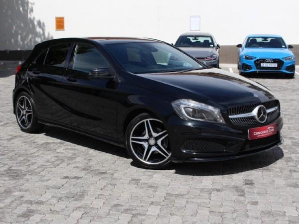 2013 Mercedes-Benz A-Class A 180 Cdi Be At  Western Cape Cape Town_0