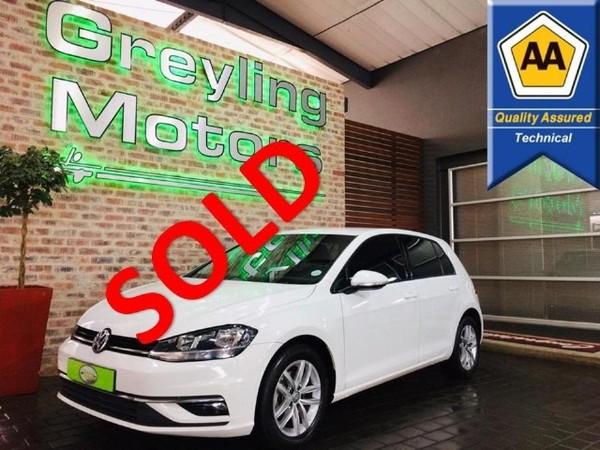 2018 Volkswagen Golf VII 2.0 TDI Comfortline DSG Gauteng Pretoria_0