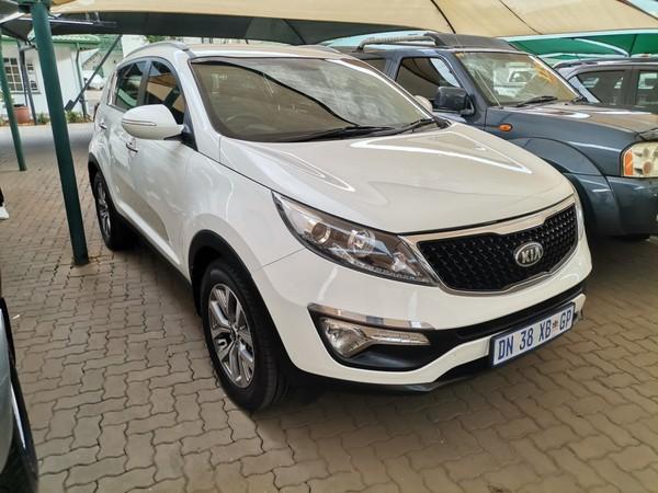 2015 Kia Sportage 2.0 AWD Gauteng Pretoria_0