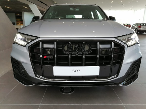 2021 Audi SQ7 4.0 TDI Quattro TIP Western Cape Somerset West_0