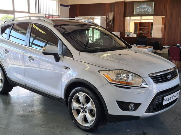 2012 Ford Kuga 2.5t Awd Titanium At  Western Cape Kuils River_0