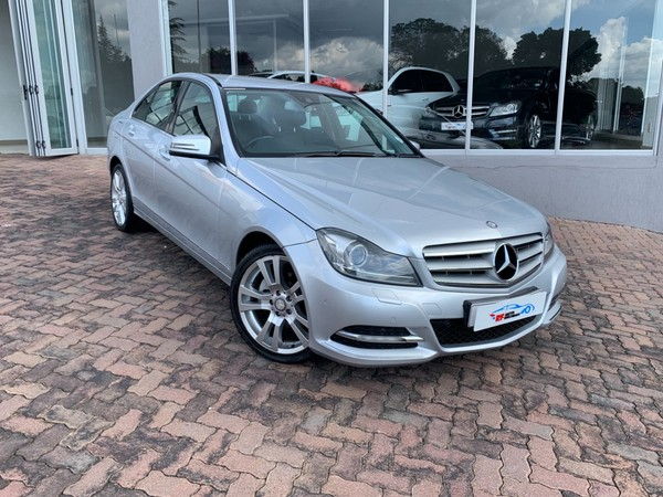 2012 Mercedes-Benz C-Class C250 Cdi Be Avantgarde At  Gauteng Sandton_0
