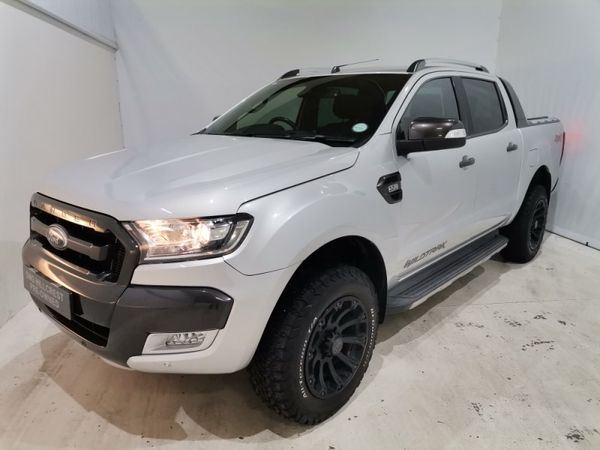 2018 Ford Ranger 3.2TDCi 3.2 WILDTRAK 4X4 Auto Double Cab Bakkie Kwazulu Natal Hillcrest_0