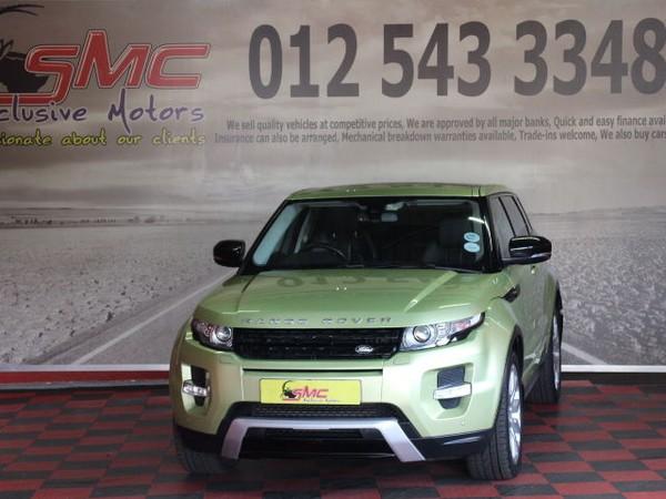 2013 Land Rover Evoque 2.2 Sd4 Dynamic  Gauteng Pretoria_0