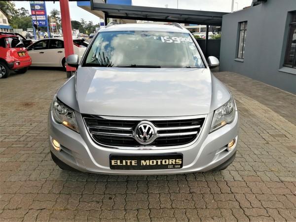 2009 Volkswagen Tiguan 1.4 Tsi Trend-fun 4mot  Mpumalanga Ermelo_0