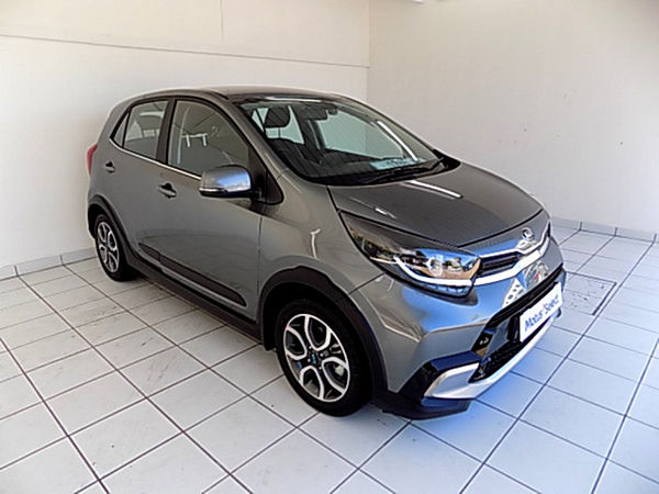 2021 Kia Picanto 1.2 X-Line Kwazulu Natal Durban_0