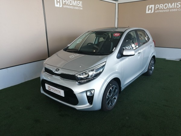2021 Kia Picanto 1.2 Smart Gauteng Four Ways_0