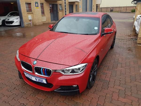 2017 BMW 3 Series 320i Edition M Sport Shadow Auto Gauteng Germiston_0