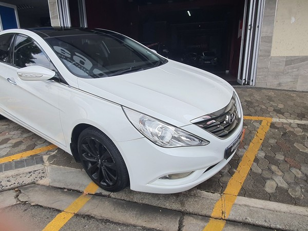 2011 Hyundai Sonata 2.4 Gls Executive At  Gauteng Edenvale_0
