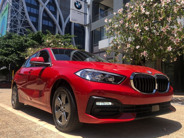 2020 BMW 1 Series 118i Western Cape Cape Town_0