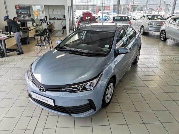 2020 Toyota Corolla Quest 1.8 Eastern Cape East London_0