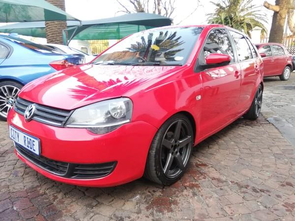 2014 Volkswagen Polo Vivo 1.4 Blueline Gauteng Germiston_0