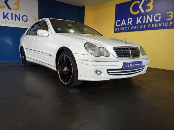 2007 Mercedes-Benz C-Class C230 Classic At  Gauteng Roodepoort_0