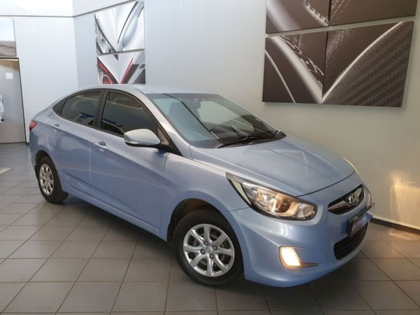 2011 Hyundai Accent 1.6 Gls  Gauteng Westonaria_0
