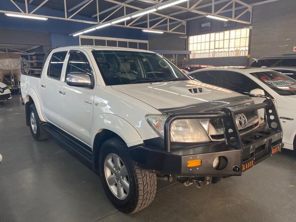 2011 Toyota Hilux 3.0 D-4d Raider 4x4 At Pu Dc  Free State Bloemfontein_0