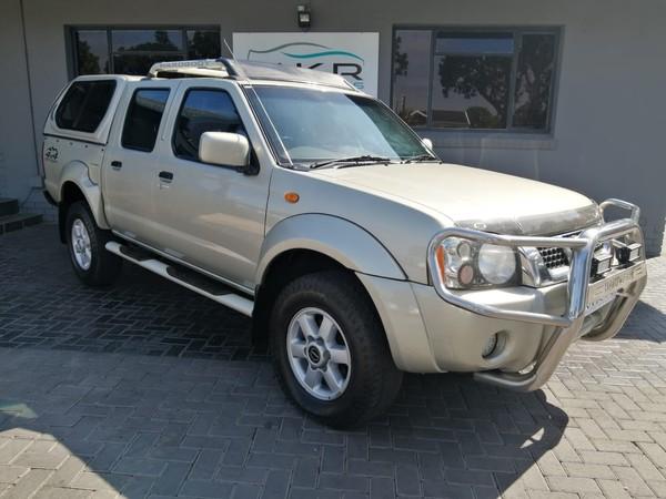 2008 Nissan Hardbody 3300i Sel j62 Pu Dc  Eastern Cape Port Elizabeth_0