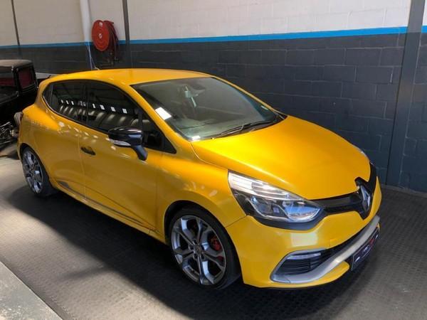 2014 Renault Clio CLIO IV 1.6 RS 200 EDC CUP Western Cape Cape Town_0