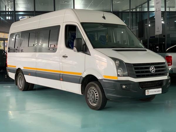 2016 Volkswagen Crafter 50 2.0 Bitdi Hr120kw Xlwb Fc Pv  Kwazulu Natal Durban_0