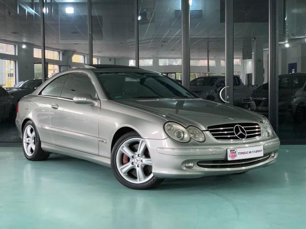 2005 Mercedes-Benz CLK-Class Clk 500 Coupe  Kwazulu Natal Durban_0