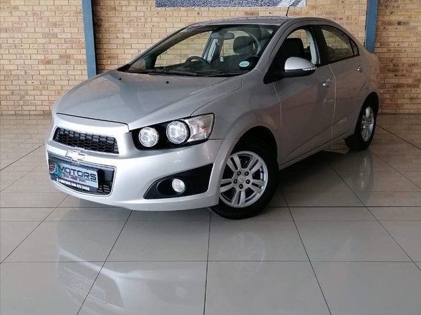 2013 Chevrolet Sonic 1.6 Ls  North West Province Orkney_0