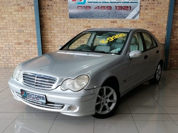 2005 Mercedes-Benz C-Class C200k Classic  North West Province Orkney_0