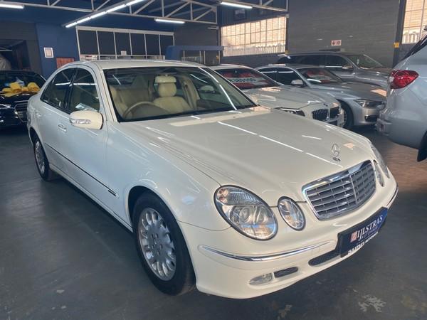 2004 Mercedes-Benz E-Class E 200k  Free State Bloemfontein_0