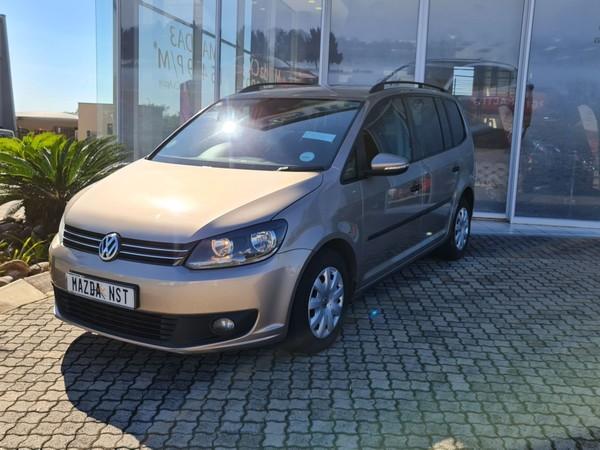 2013 Volkswagen Touran 2.0 Tdi Trendline Dsg  Mpumalanga Nelspruit_0