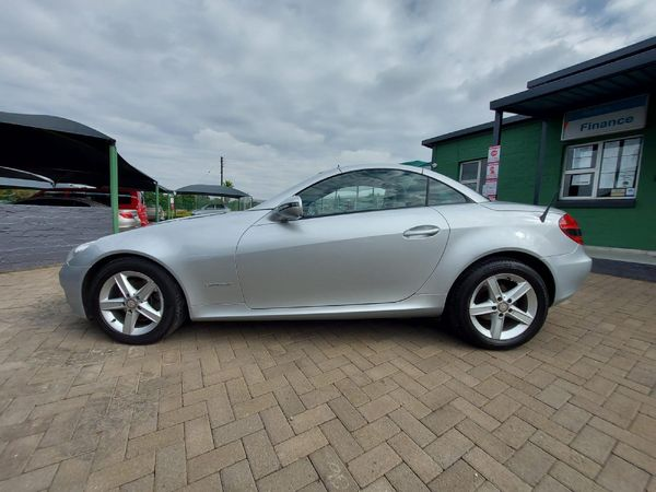 2009 Mercedes-Benz SLK Slk 200 At  North West Province Rustenburg_0