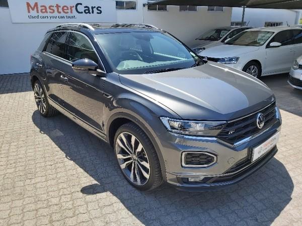 2021 Volkswagen T-ROC 2.0 TSI 4M R-Line DSG Western Cape Kuils River_0