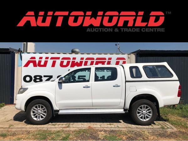 2013 Toyota Hilux 2.7 Vvti Raider Rb Pu Dc  Gauteng Pretoria_0