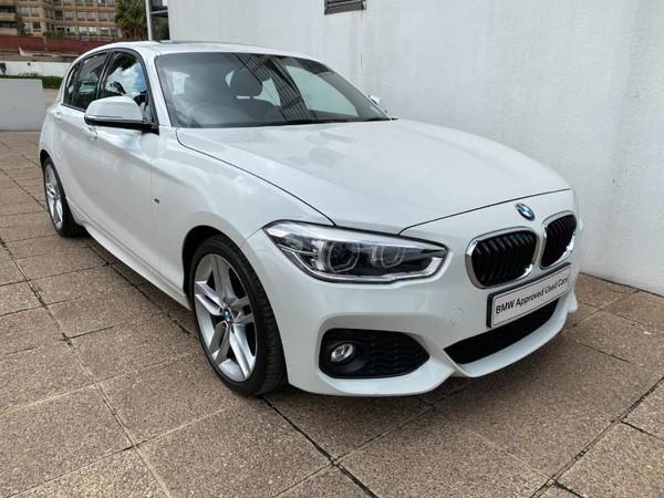 2016 BMW 1 Series 120d M Sport 5-Door Auto Gauteng Germiston_0