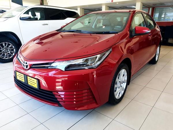 2021 Toyota Corolla Quest 1.8 Exclusive CVT Kwazulu Natal Durban_0