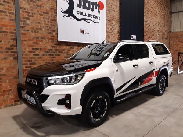 2019 Toyota Hilux 2.8 GD-6 GR-S 4X4 Auto Double Cab Bakkie Gauteng Modderfontein_0