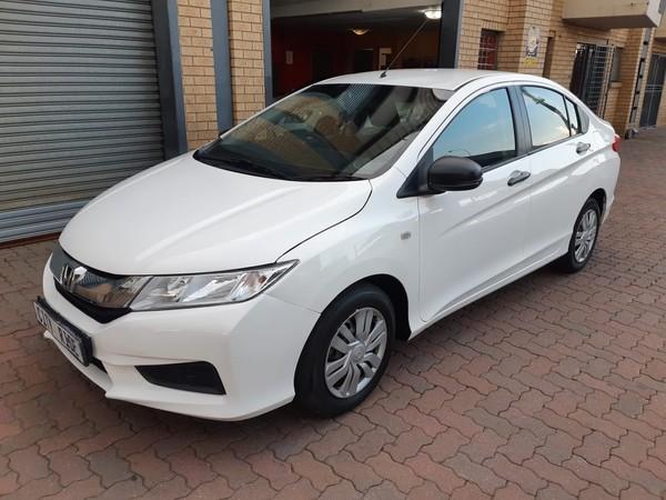 2014 Honda Ballade V Tec Gauteng Germiston_0