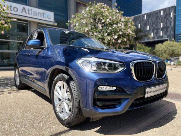 2019 BMW X3 xDRIVE20d Auto Western Cape Cape Town_0