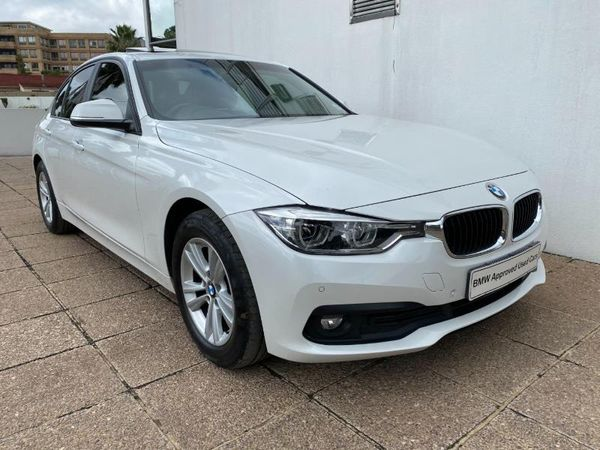 2017 BMW 3 Series 320D Auto Gauteng Germiston_0