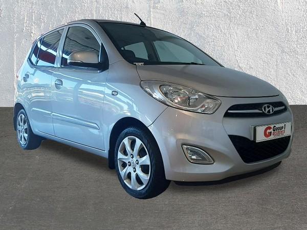 2013 Hyundai i10 1.1 Gls  Western Cape Kuils River_0