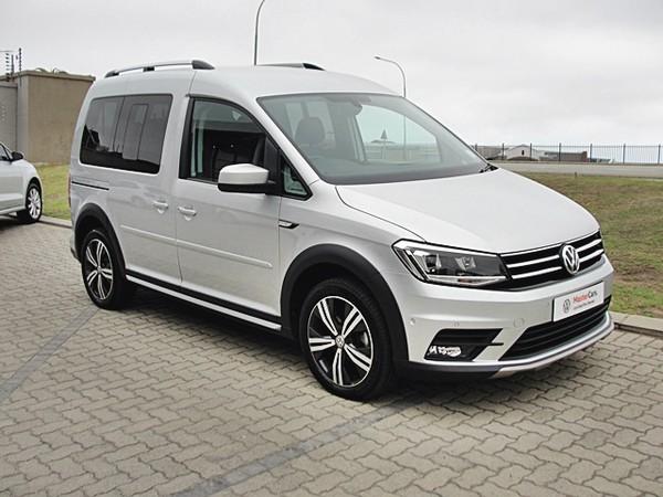 2020 Volkswagen Caddy Alltrack 2.0 TDI DSG 103kW Western Cape George_0
