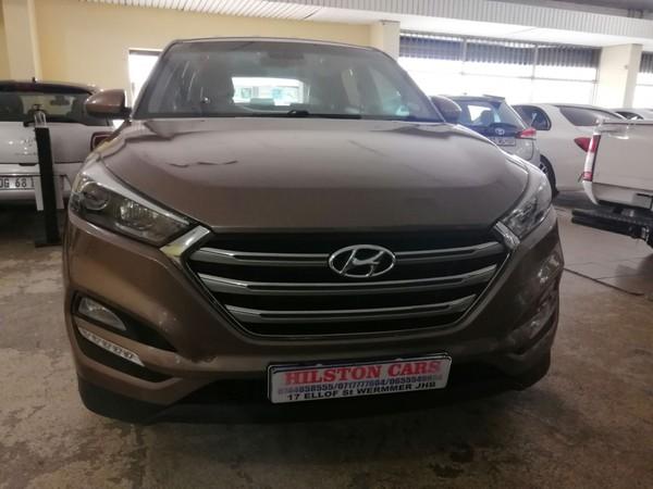 2016 Hyundai Tucson 2.0 Executive Auto Gauteng Johannesburg_0