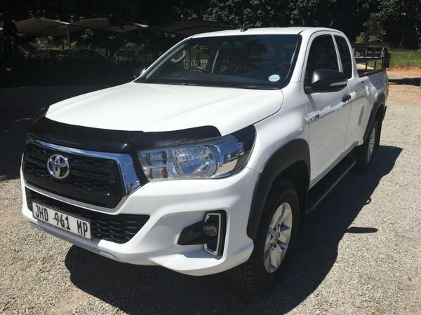 2017 Toyota Hilux 2.4 GD-6 RB SRX Extended Cab Bakkie Mpumalanga White River_0