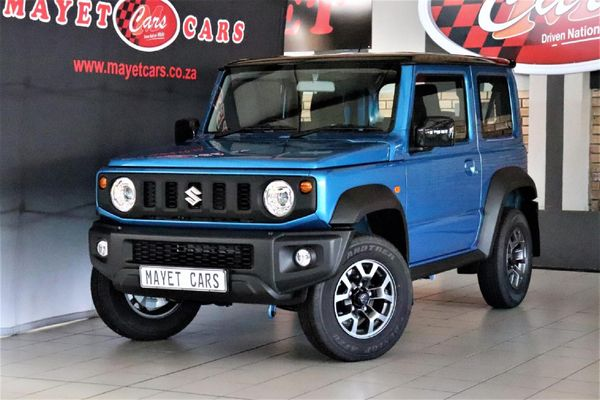 2021 Suzuki Jimny 1.5 GLX Auto Mpumalanga Delmas_0