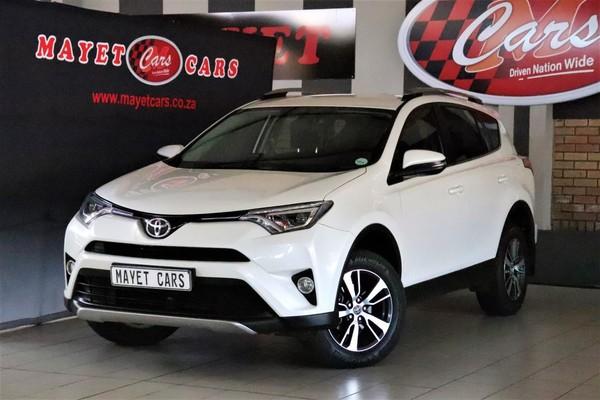 2017 Toyota Rav 4 2.0 GX Auto Mpumalanga Delmas_0