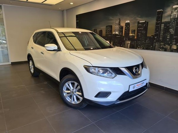 2015 Nissan X-Trail 2.0 XE T32 Free State Bloemfontein_0