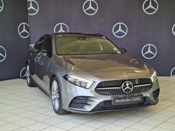 2020 Mercedes-Benz A-Class A200 4-Door Gauteng Johannesburg_0