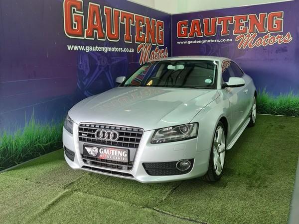 2010 Audi A5 2.0t Fsi Q Stronic  Gauteng Pretoria_0