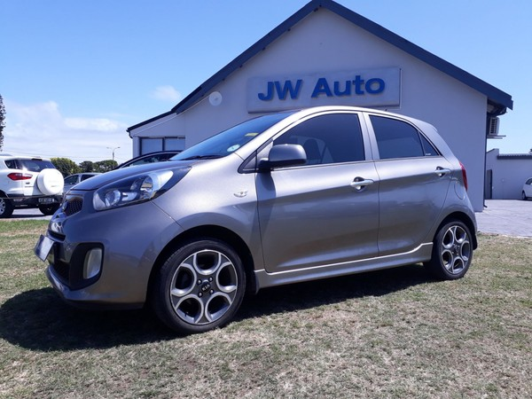 2015 Kia Picanto 1.2 Ex At  Eastern Cape Port Elizabeth_0